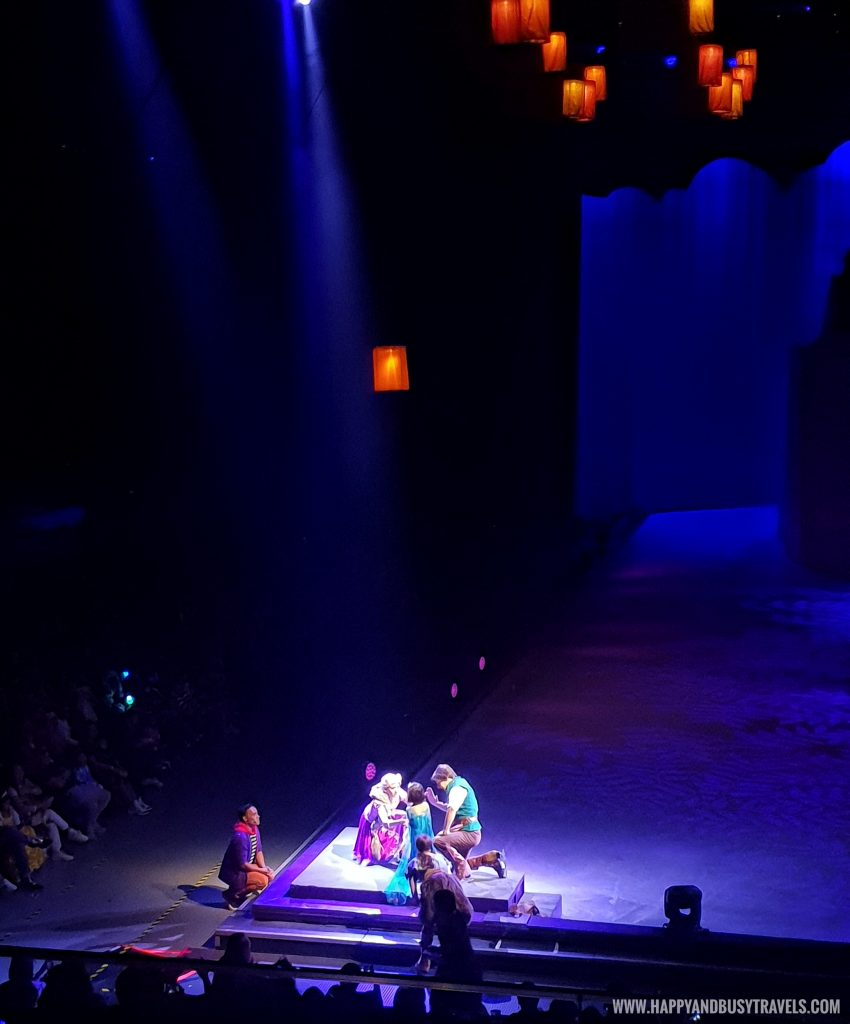 Disney on Ice 2019 rapunzel tangled