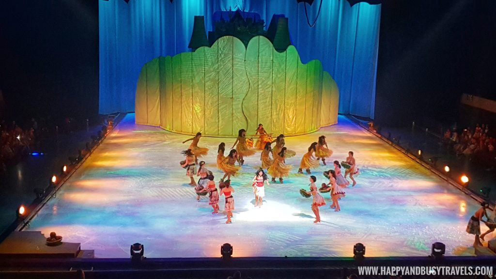 Disney on Ice 2019 moana
