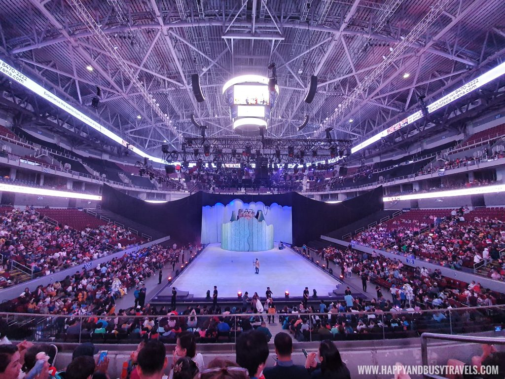 Mall of Asia MOA Arena Happy and Busy Travels