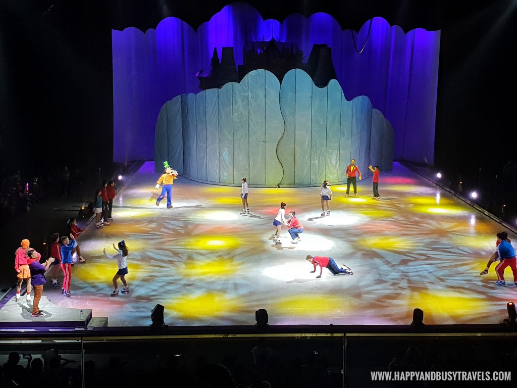 Disney on Ice 2019 start Happy and Busy Travels