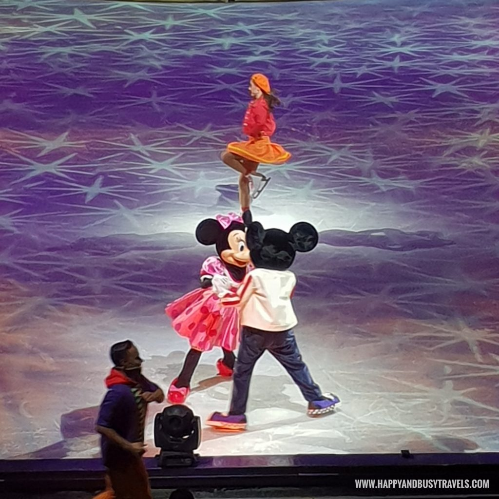 Disney on Ice 2019 minnie and mickey Happy and Busy Travels