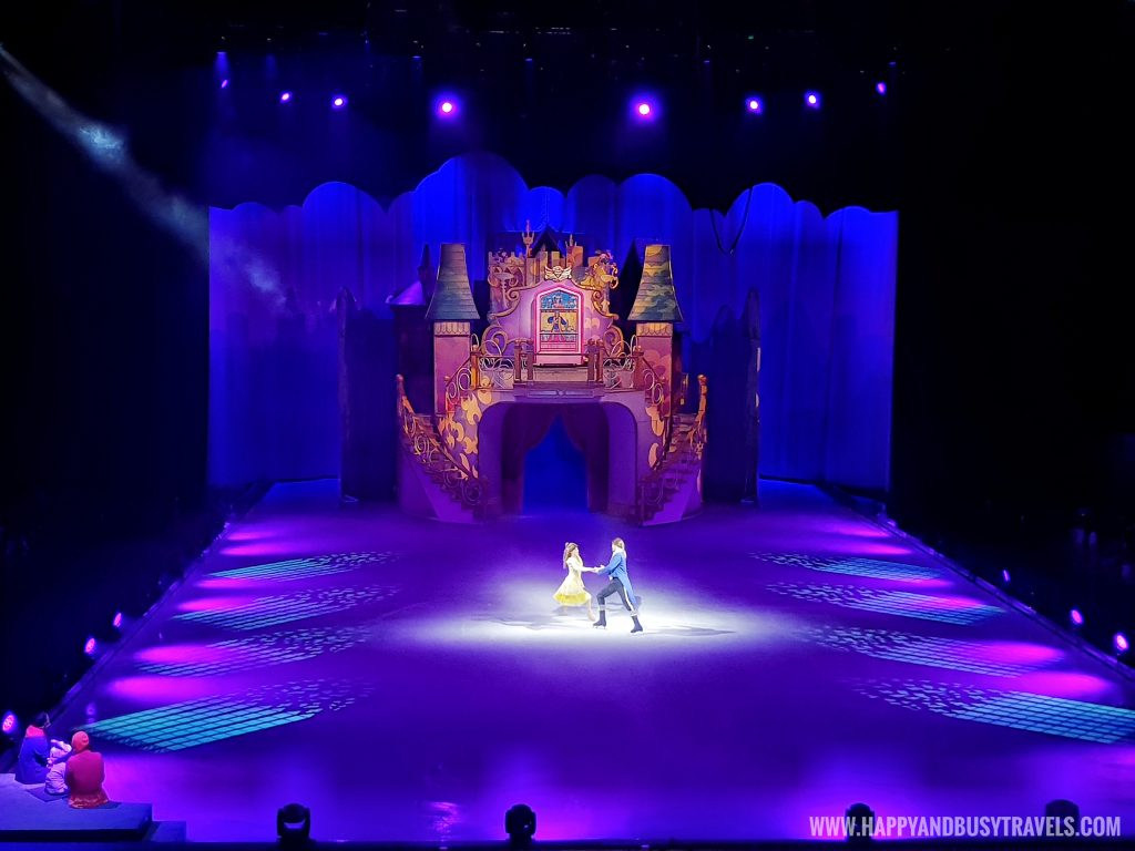 Disney on Ice 2019 beauty and the beast