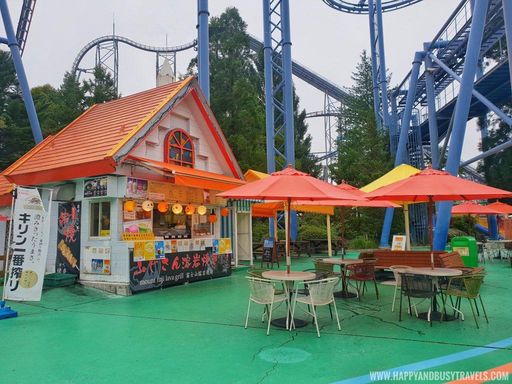 amusement park near mt fuji