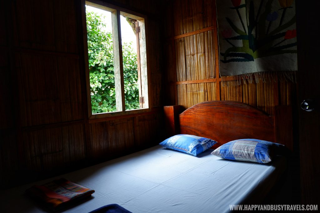 second bedroom Sierra Lake House Private Island for rent in Cavinti Laguna Happy and Busy Travels