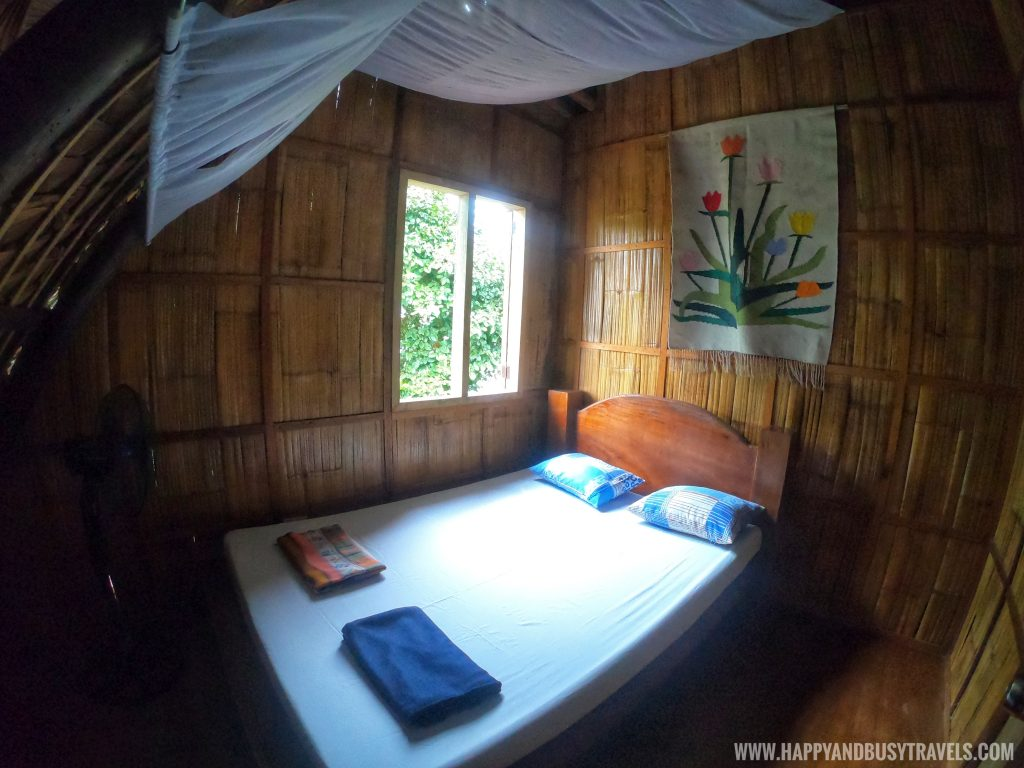 Second Bedroom in the private island for rent in laguna