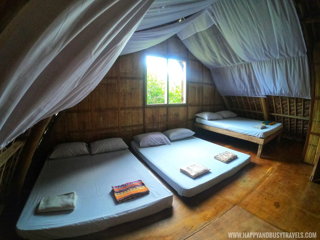 Group room Sierra Lake House Private Island for rent in Cavinti Laguna Happy and Busy Travels