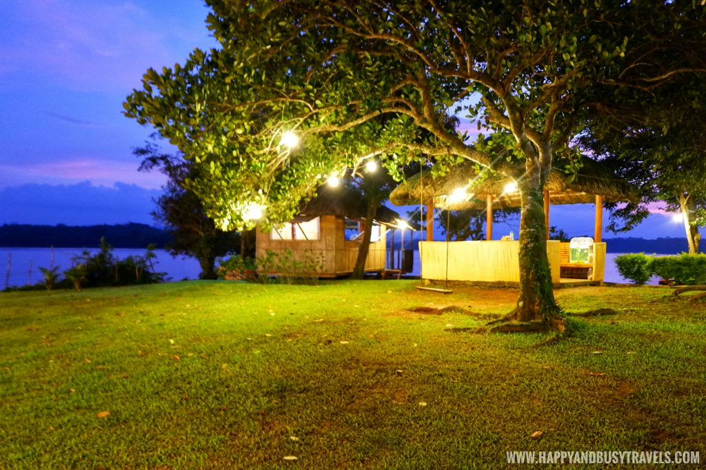 nipa hut or kubo in Sierra Lake House Private Island for rent in Cavinti Laguna Happy and Busy Travels