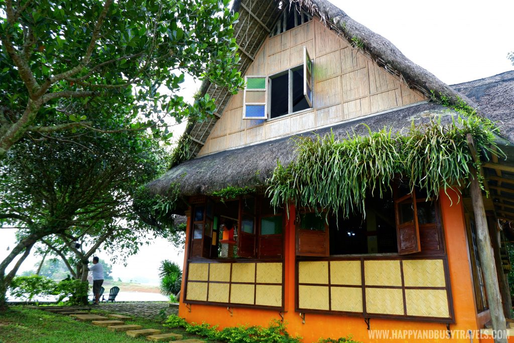 Main house of Sierra Lake House Private Island for rent in Cavinti Laguna Happy and Busy Travels