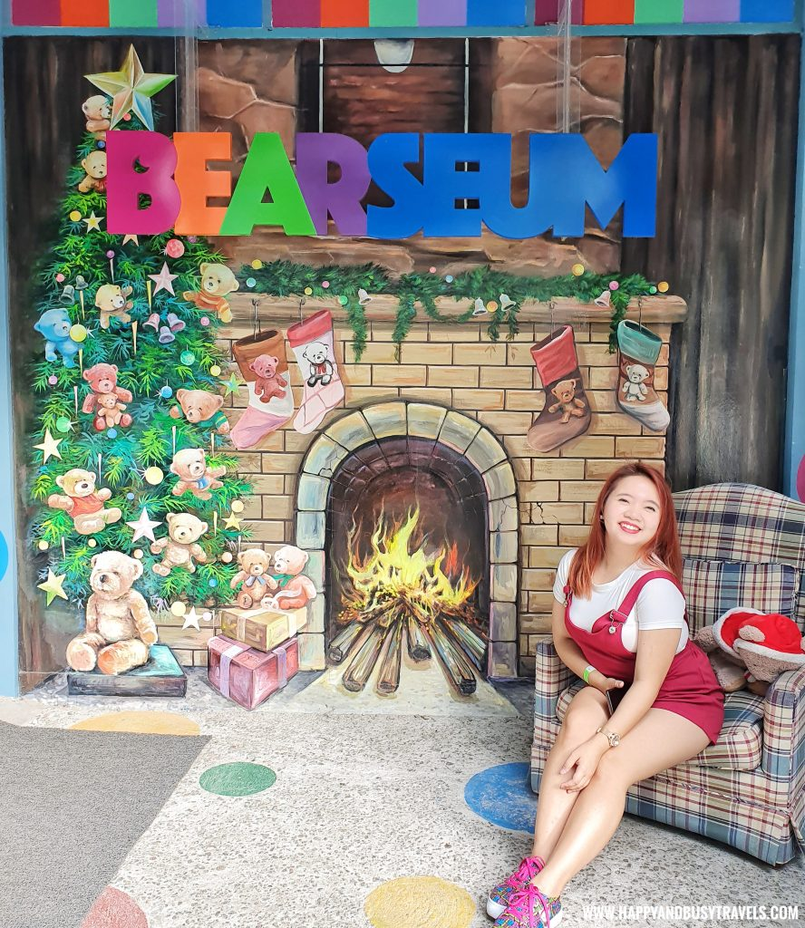 Bearseum teddy Bear Museum in Tagaytay City Happy and Busy Travels review