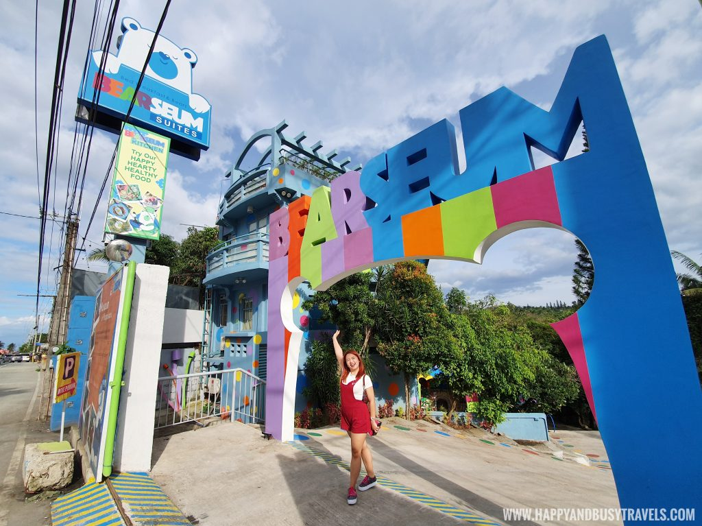 Bearseum Bear Museum in Tagaytay City Happy and Busy Travels review