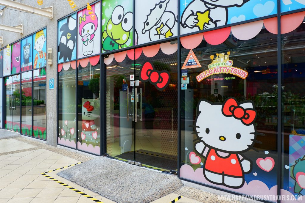 Hello Kitty Town Puteri Harbour Johor Malaysia Happy and Busy Travels