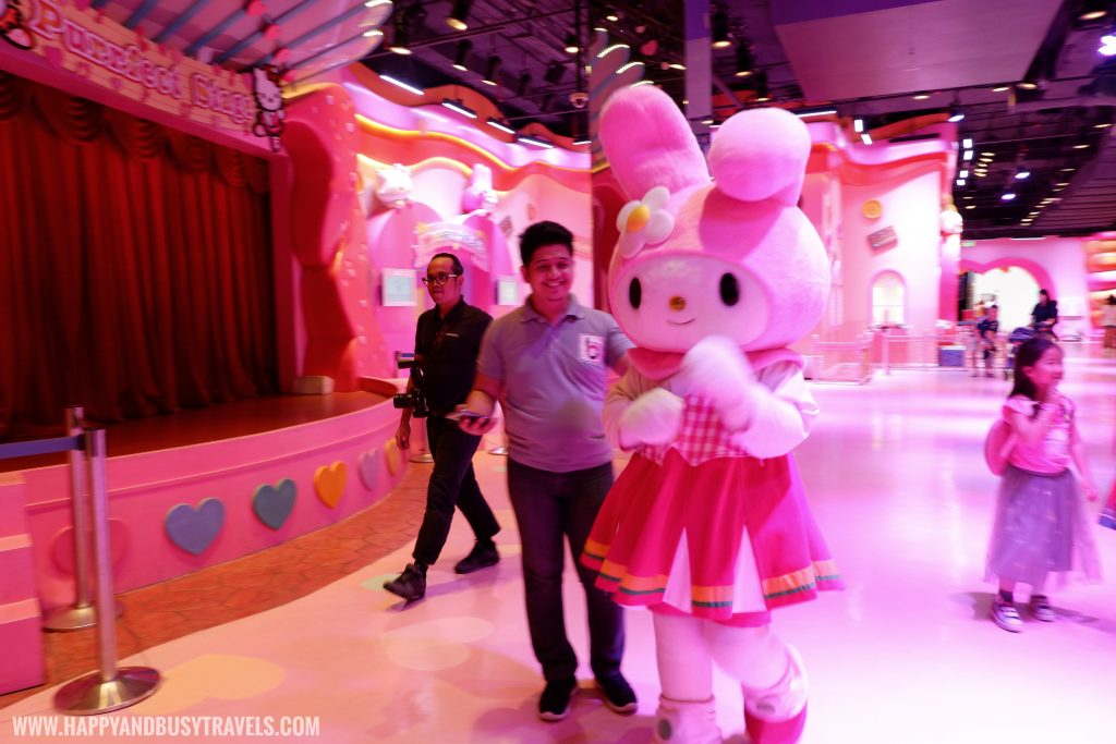 My MElody in Hello Kitty Town Puteri Harbour Johor Malaysia Happy and Busy Travels