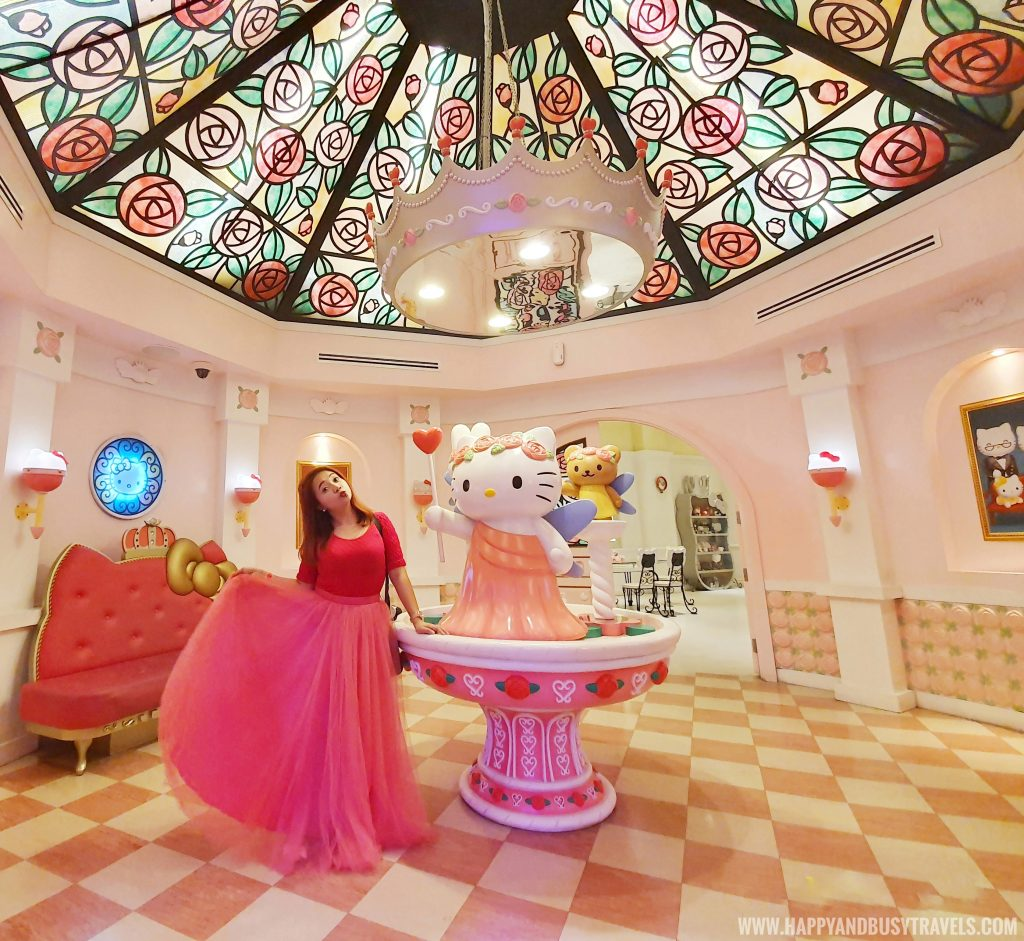 Hello Kitty House in Hello Kitty Town Puteri Harbour Johor Malaysia Happy and Busy Travels