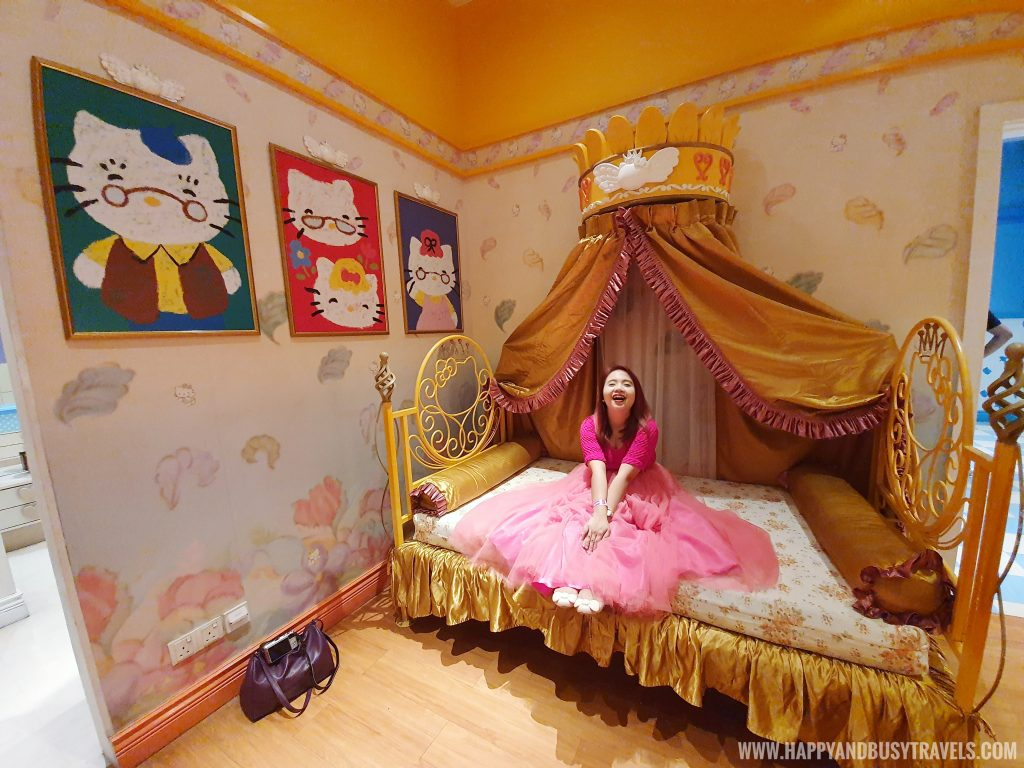 Mimmy's room in Hello Kitty House
