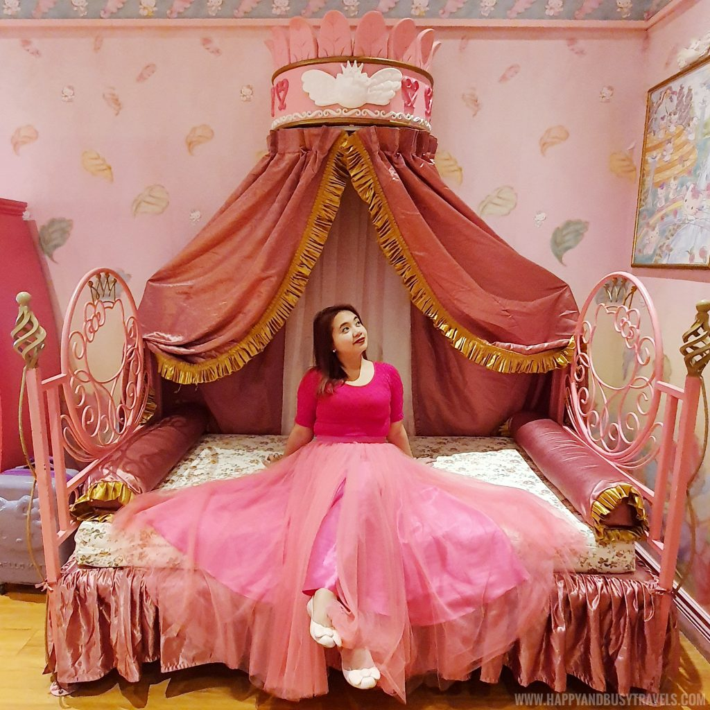 Hello Kitty's Room in Hello Kitty Town Puteri Harbour Johor Malaysia Happy and Busy Travels