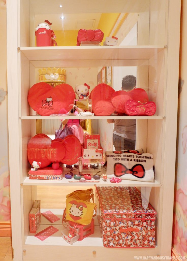 Closet of Hello Kitty