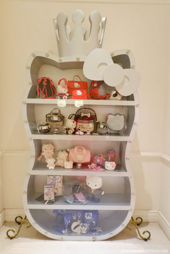 cabinet of hello kitty