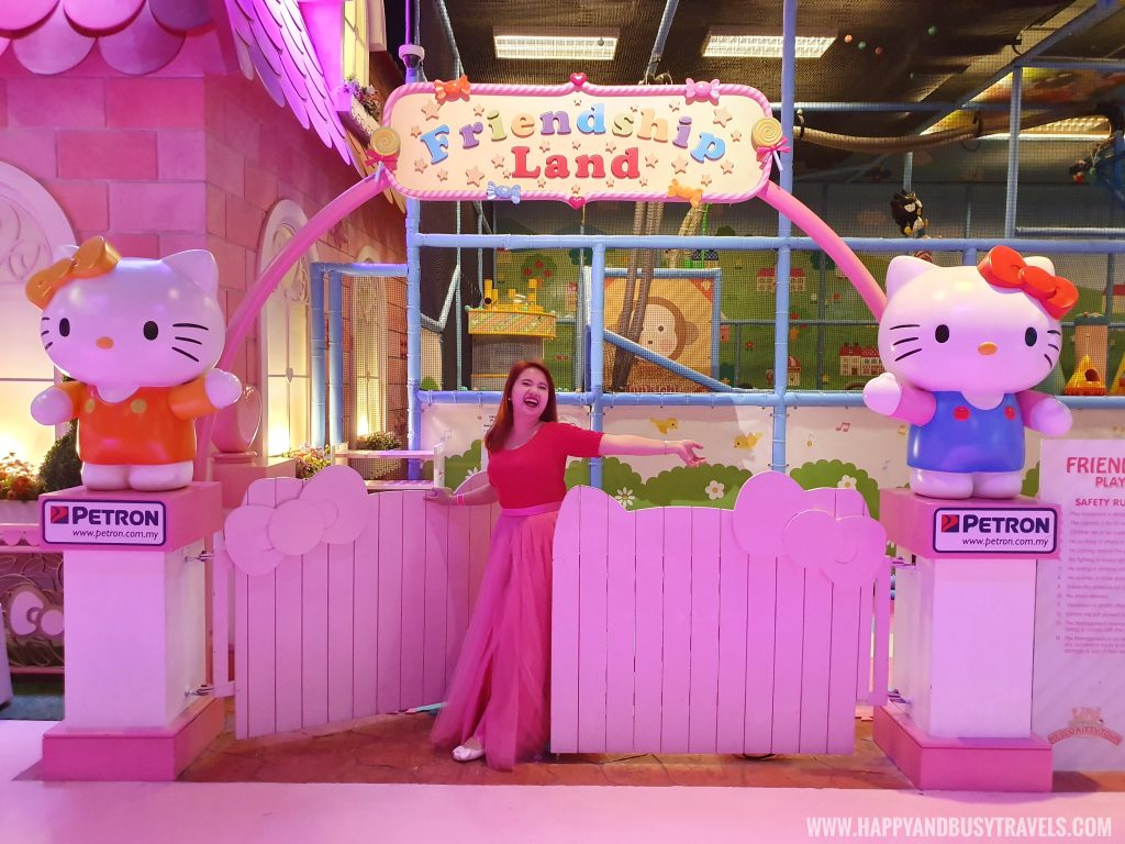 friendship land in Hello Kitty Town Puteri Harbour Johor Malaysia Happy and Busy Travels