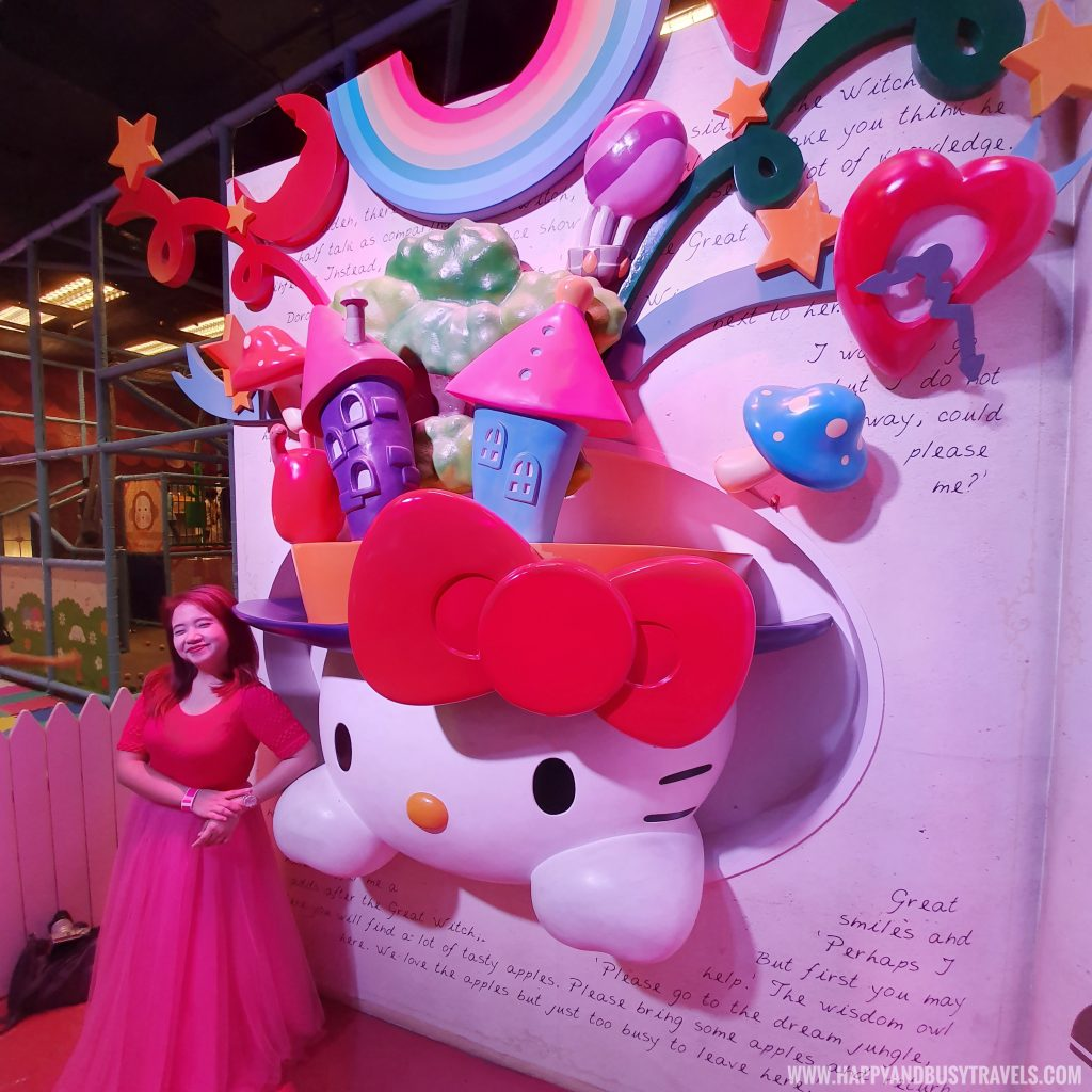 hello kitty in Oz the lost chapter