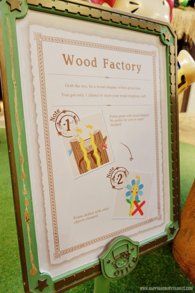 wood factory game