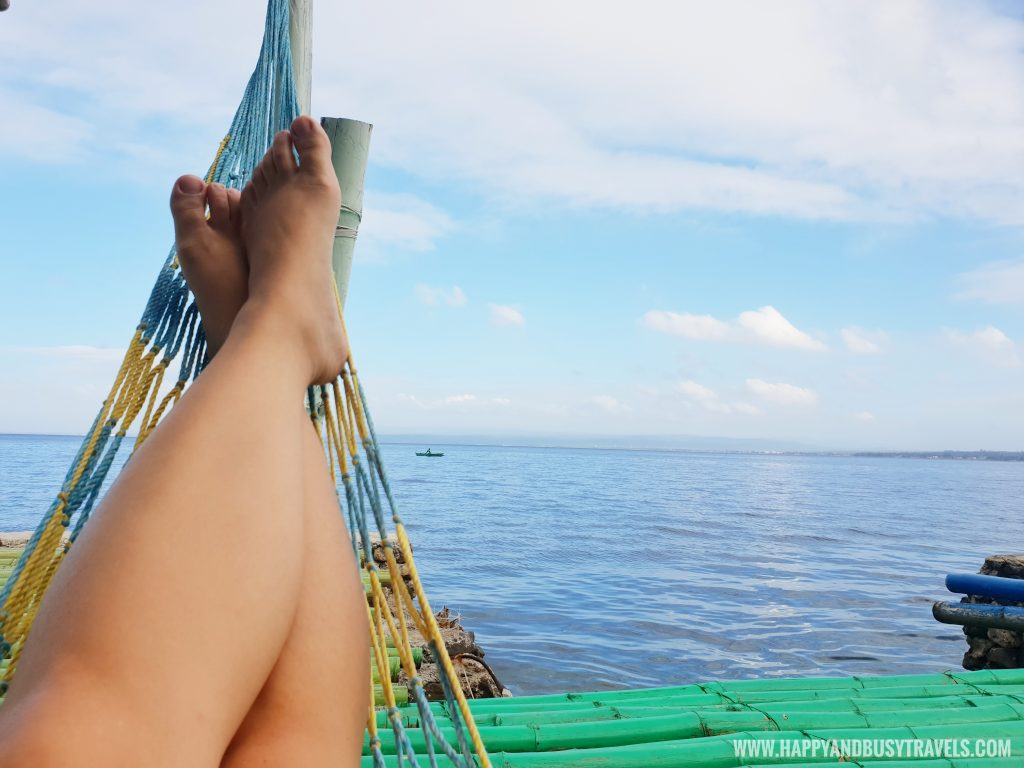 Relaxing in Summer Cruise Dive Resort Batangas review of happy and busy travels
