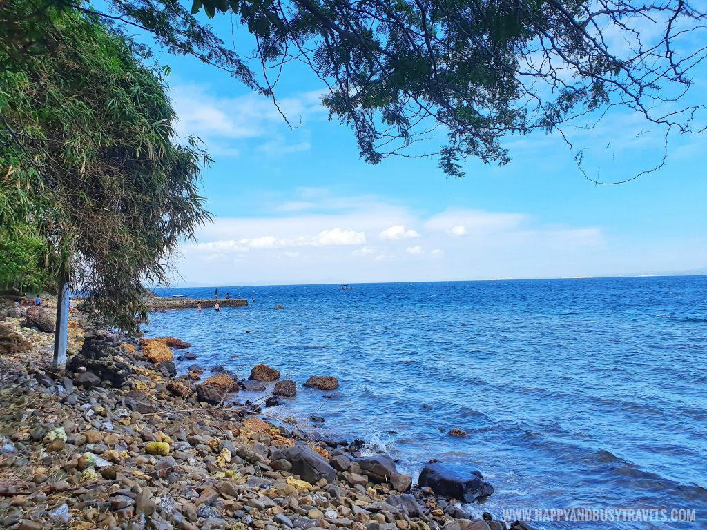the walk to Summer Cruise Dive Resort Batangas review of happy and busy travels