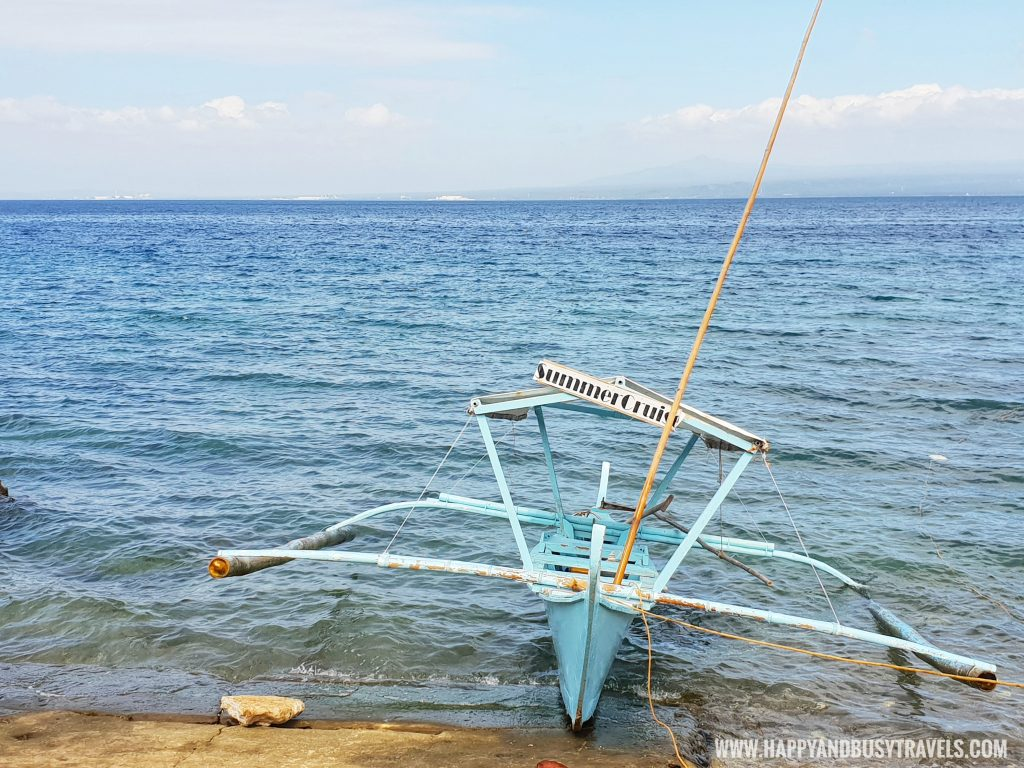 Boat to Summer Cruise Dive Resort Batangas review of happy and busy travels