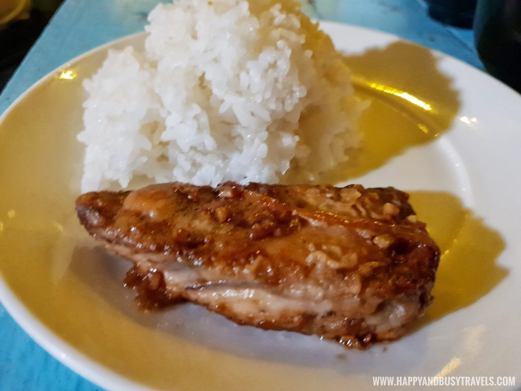 Grilled Tanigue in Summer Cruise Dive Resort Batangas review of happy and busy travels