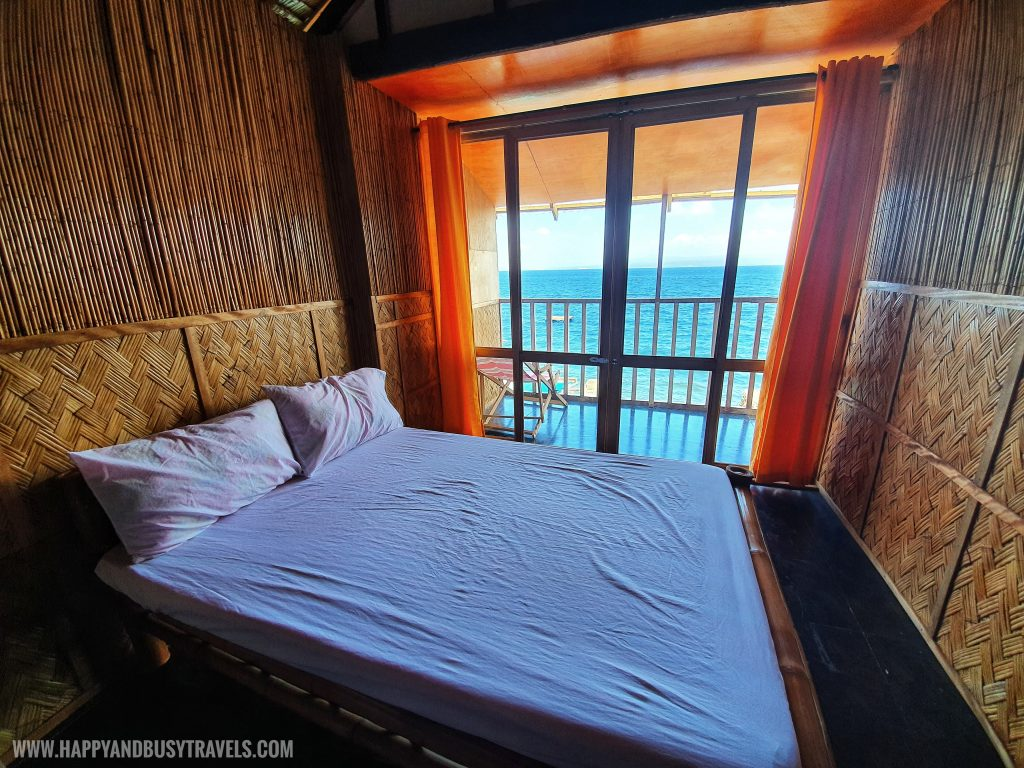 Room number 2 accommodation in Summer Cruise Dive Resort Batangas review of happy and busy travels
