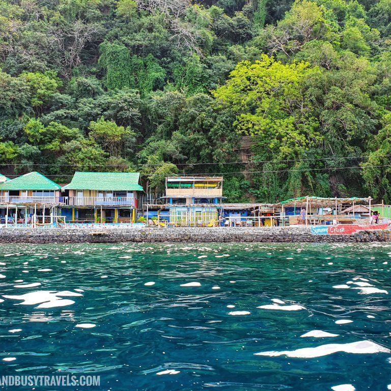 Summer Cruise Dive Resort Batangas review of happy and busy travels