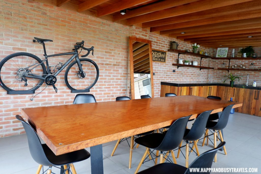 second floor Cafe Agapita Silang Cavite near Tagaytay Happy and Busy Travels Review