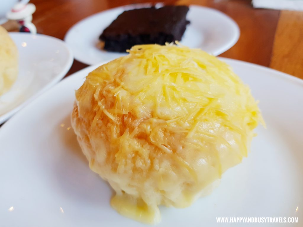 Cheesy Ensaymada Cafe Agapita Silang Cavite near Tagaytay Happy and Busy Travels Review