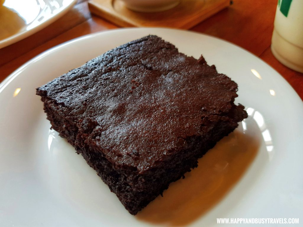 Brownie Cafe Agapita Silang Cavite near Tagaytay Happy and Busy Travels Review