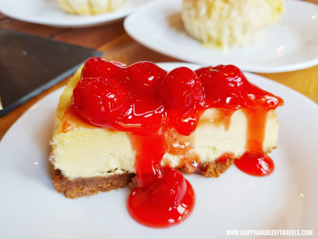 Cherry Cheesecake Cafe Agapita Silang Cavite near Tagaytay Happy and Busy Travels Review