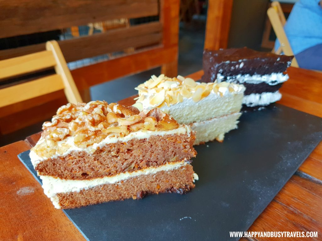 Carrot Cake Cafe Agapita Silang Cavite near Tagaytay Happy and Busy Travels Review