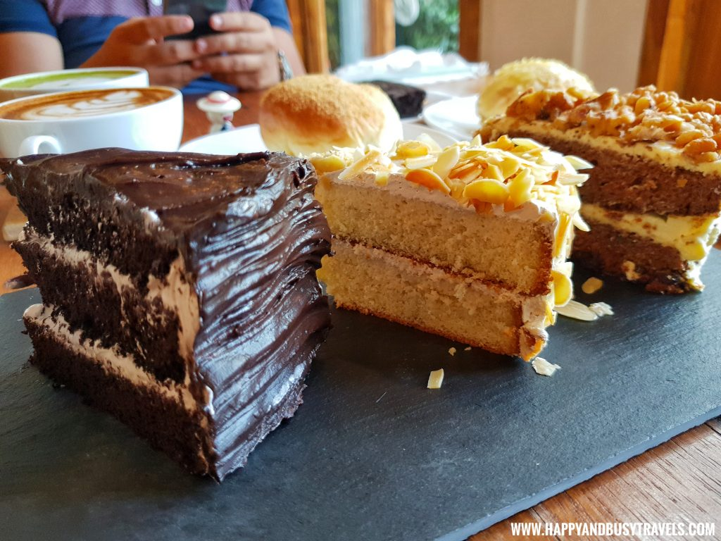 Tres Leches Cake Cafe Agapita Silang Cavite near Tagaytay Happy and Busy Travels Review