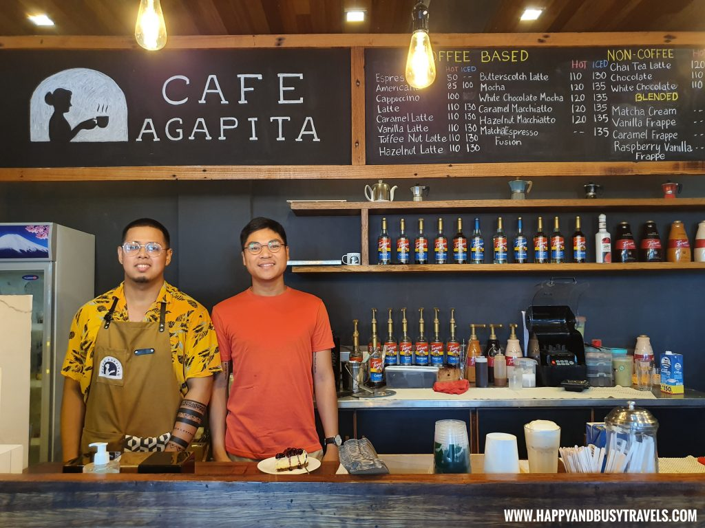 Aarone Gian Cafe Agapita Silang Cavite near Tagaytay Happy and Busy Travels Review