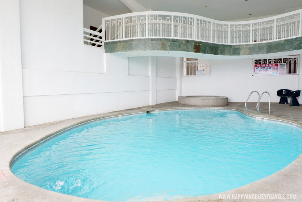 swimming pool santorini room Estancia Resort Hotel Happy and Busy Travels to Tagaytay