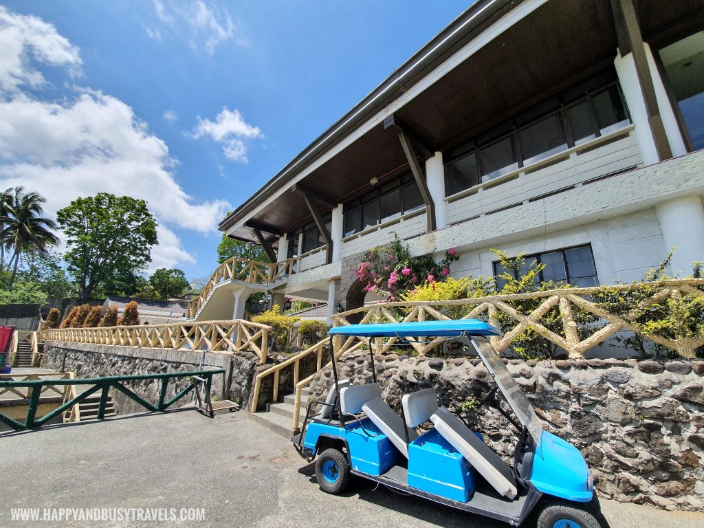 golf cart Estancia Resort Hotel Happy and Busy Travels to Tagaytay