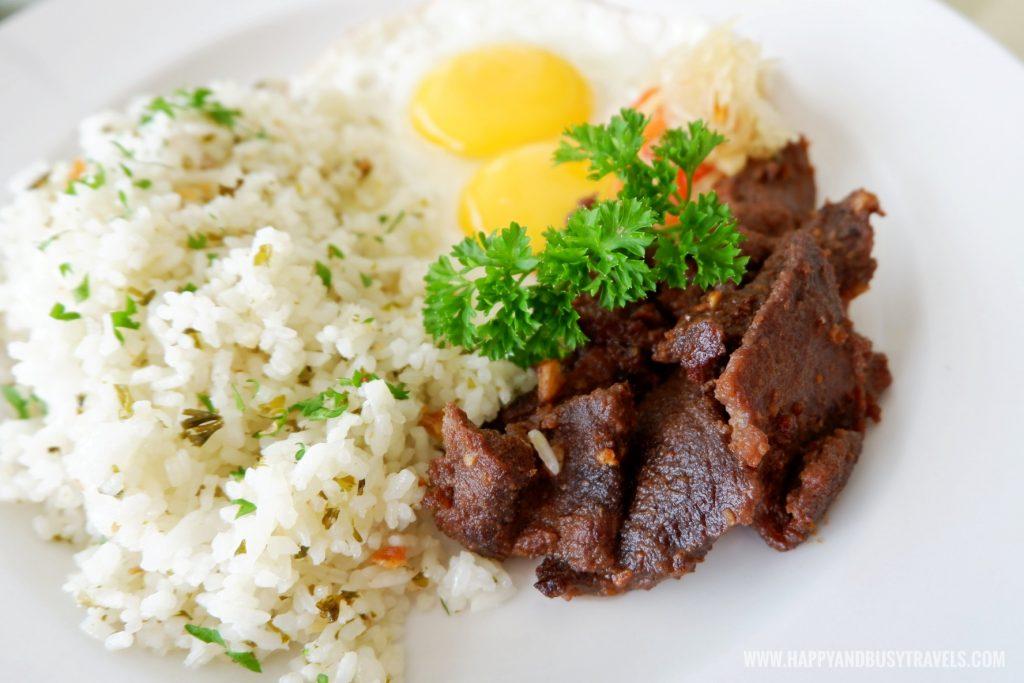 Big breakfast Estancia Resort Hotel Happy and Busy Travels to Tagaytay