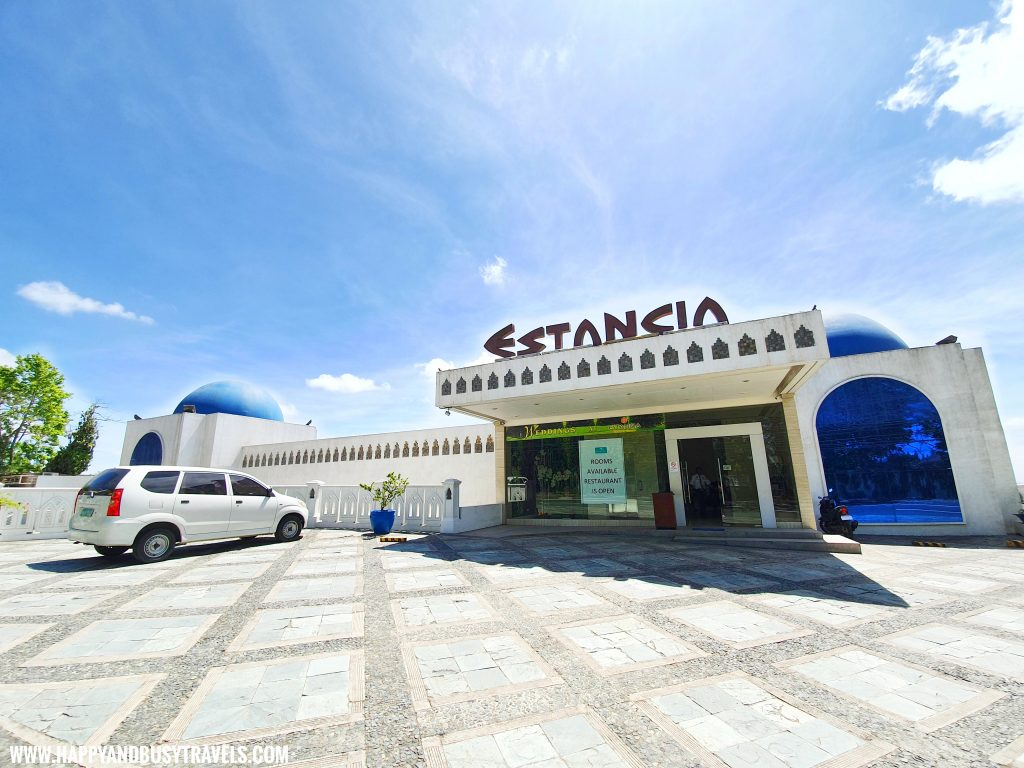 Estancia Resort Hotel Happy and Busy Travels to Tagaytay