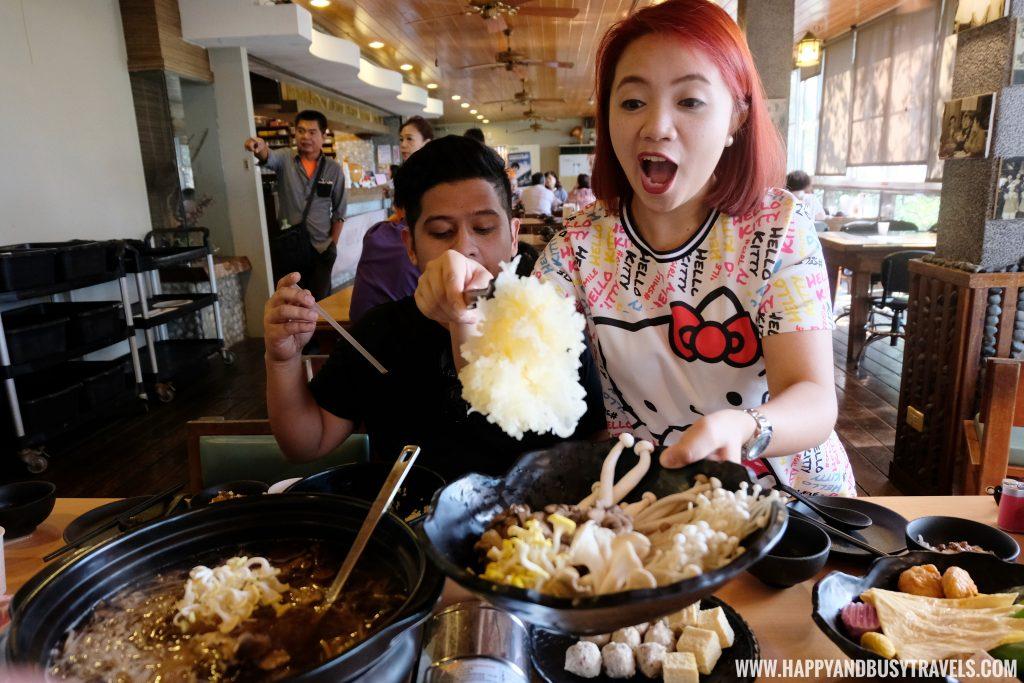 Master of Mushroom 神 菇 Xinshe Taiwan - Happy and Busy Travels