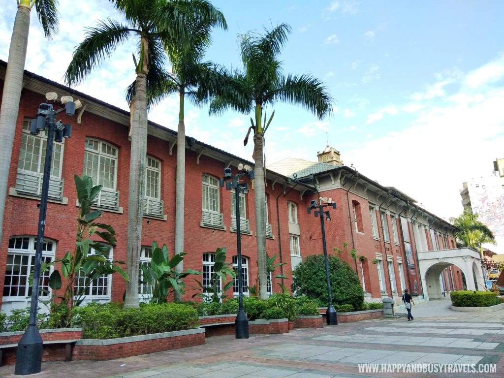 Taipei Museum of Contemporary Art - Happy and Busy Travels to Taiwan
