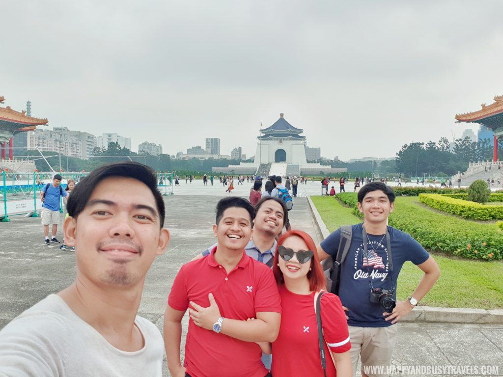 National Chiang Kai Shek Memorial Hall 中正紀念堂 Happy and Busy Travels to Taiwan