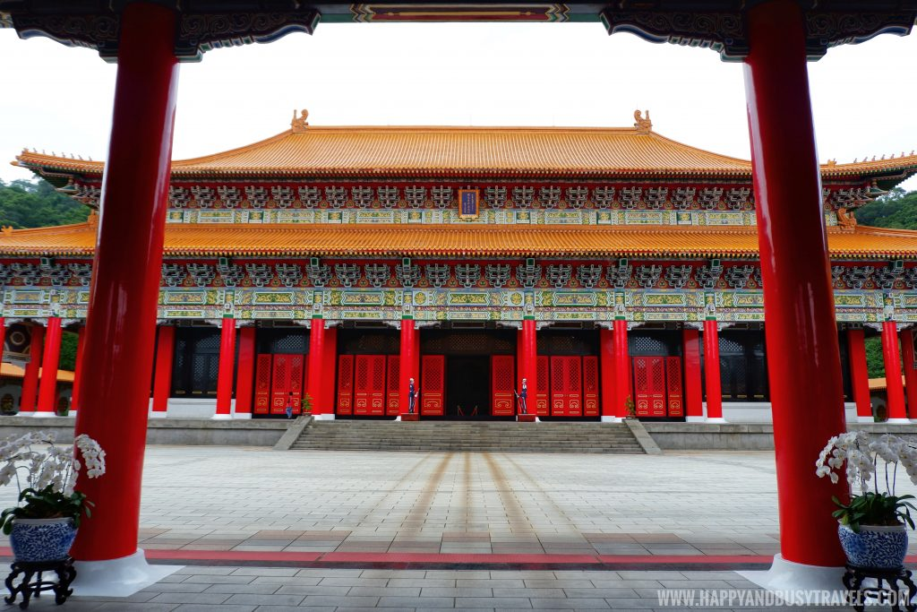 Main shrine National Revolutionary Martyrs Shrine 國民革命忠烈祠 - Happy and Busy Travels to Taiwan
