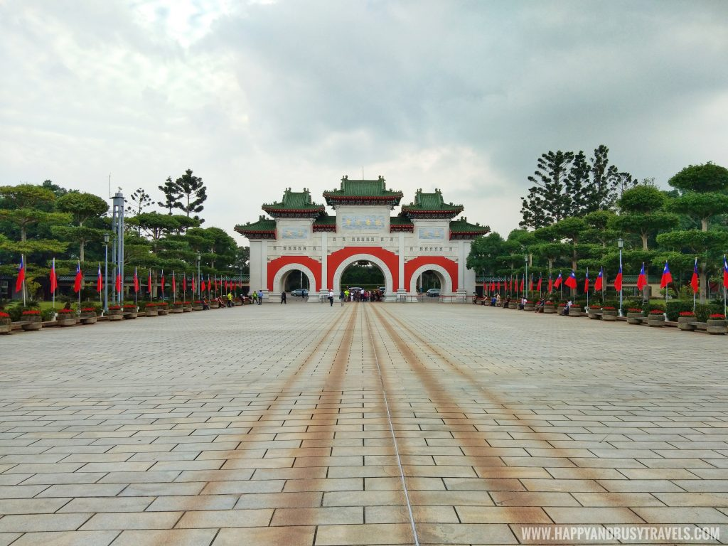 National Revolutionary Martyrs' Shrine 國民革命忠烈祠 - Happy and Busy Travels to Taiwan