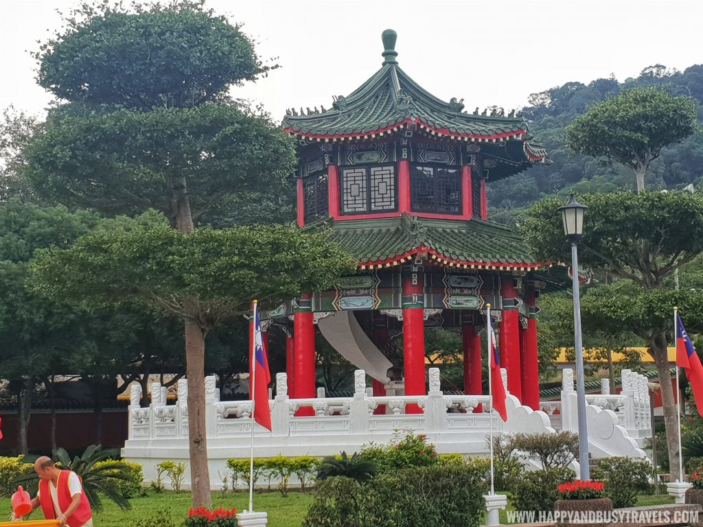 Drum tower National Revolutionary Martyrs' Shrine 國民革命忠烈祠 - Happy and Busy Travels to Taiwan