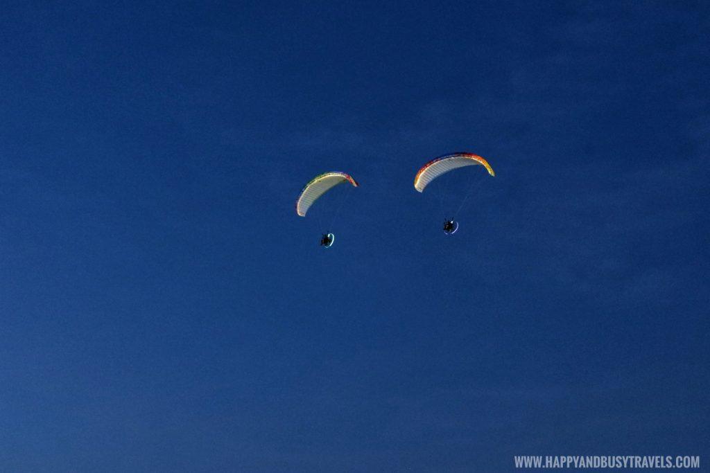 paragliding Philippine International Hot Air Balloon Festival Flying Carnival 2020