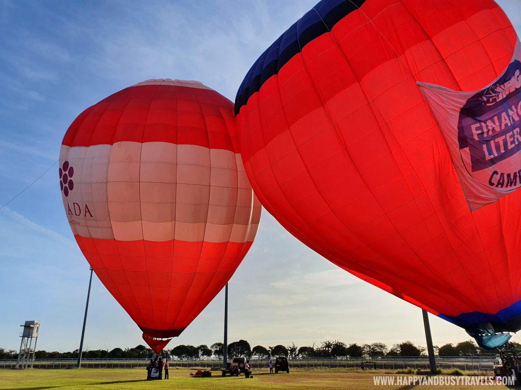 Philippine International Hot Air Balloon Festival Flying Carnival 2020 carmona cavite Happy and Busy review
