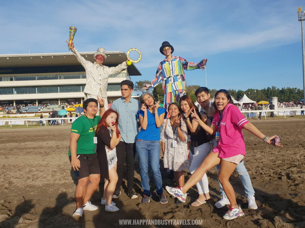 Happy and Busy south bloggers and Unang Hirit